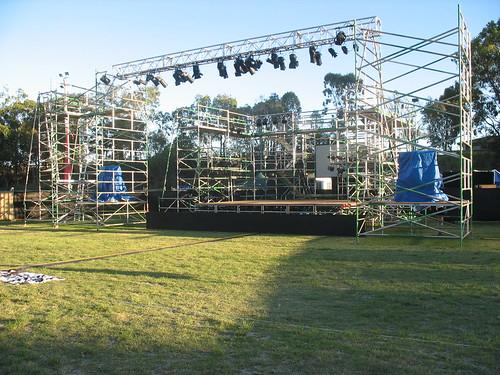 Set at Seaside Oval