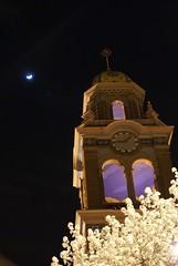 Tower & Moon