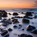 Milky Rocks by Ev Lloyd
