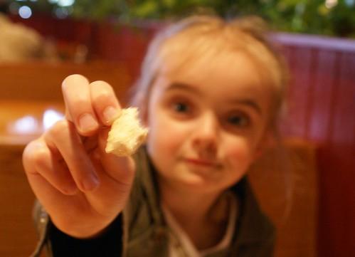 bread restaurant hand fingers honey icecream roll arkansas bella isabella cabot alextookthis dixiecafe