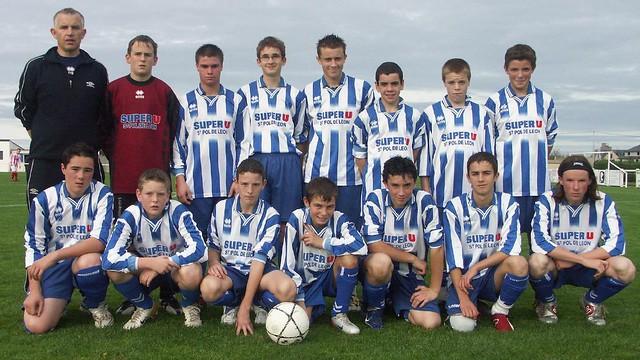 Paotred Rosko - 15 ans - 1ère équipe-2006 - 2007