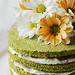 matcha cake by naoko123
