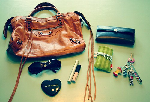 What's in my bag 03/30/07