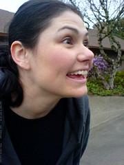 rachel making her baby laugh   DSC00070