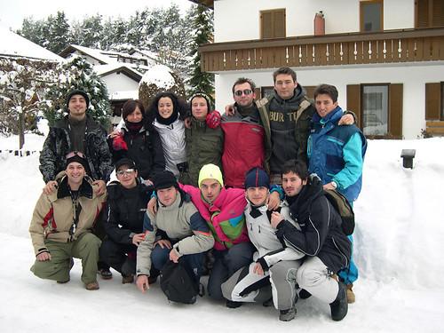gruppo PLAN DE CORONES 2005