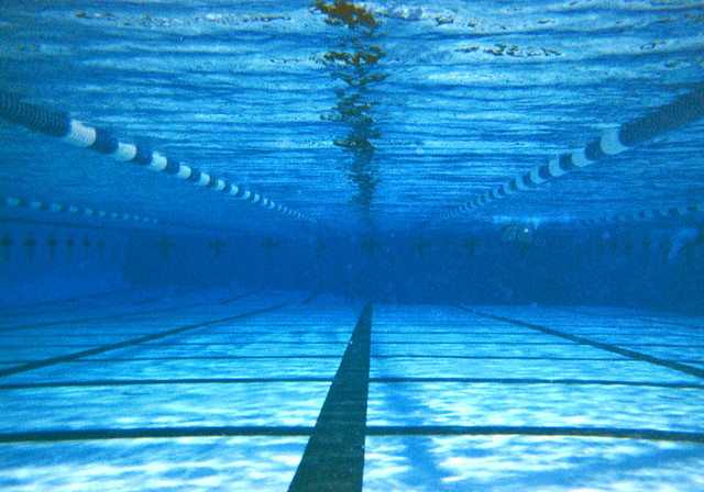 olympic swimming pool underwater - Olympic Swimming Pool Underwater
