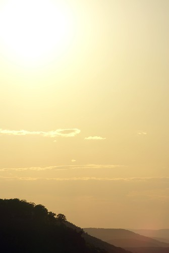 sunset vacation mountain lake view heber horizon springs arkansas millerspoint lakescape greersferry diamondbluff