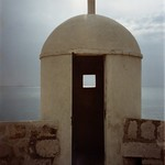 Guardhouse on the Edge of Walled City - Dubrovnik, Croatia