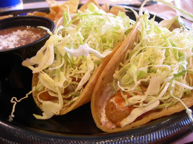 Rubio 39 s fish tacos combo flickr photo sharing for Rubios fish tacos