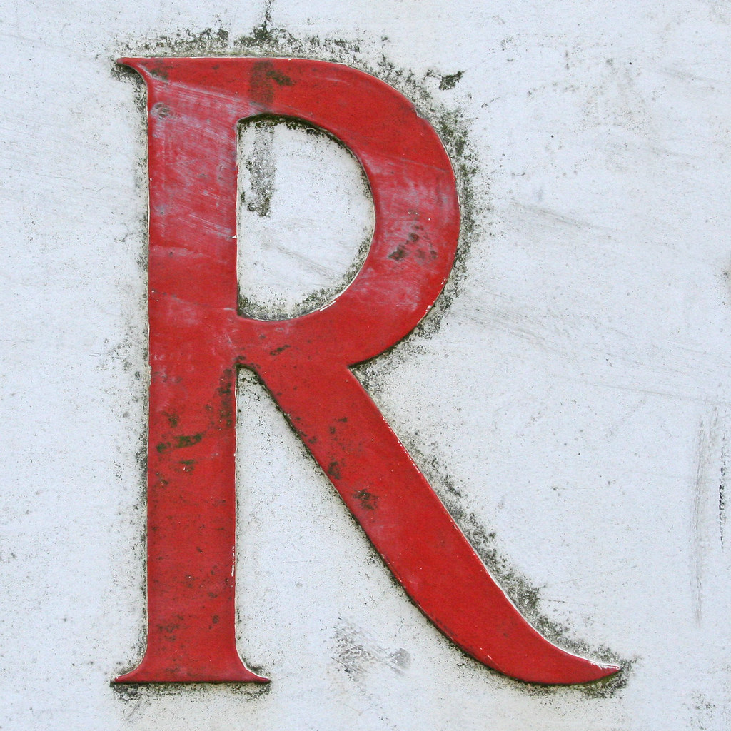 Groups appears in: • One Letter • The Letter R