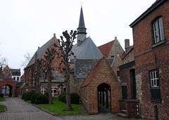 Memling In Sint-jan Hospitaal Museum
