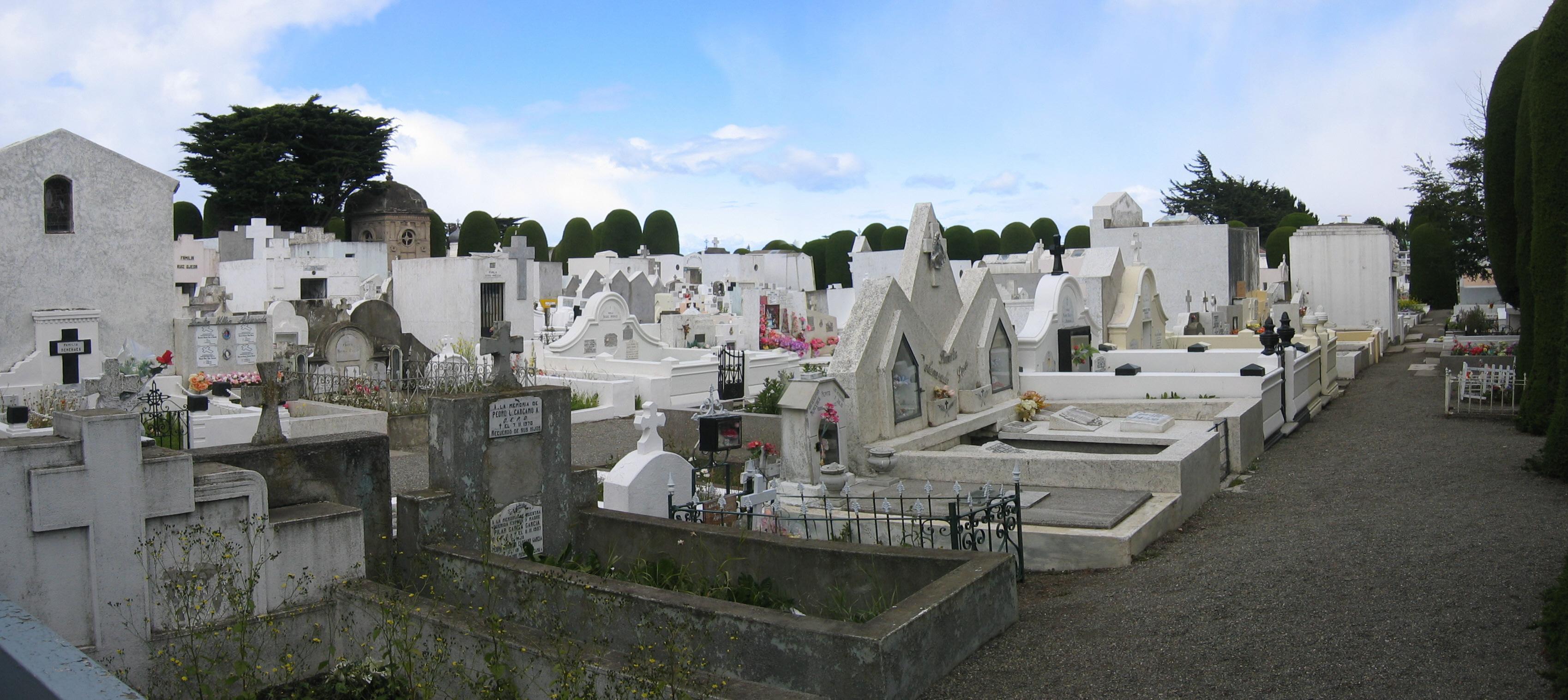 Punta Arenas cementary