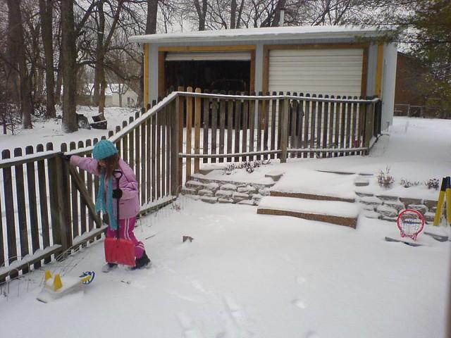 More snow in Kirkwood!