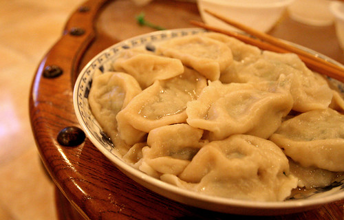 Chinese New Years Dumplings