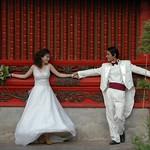 Newly Married Couple - Hanoi, Vietnam