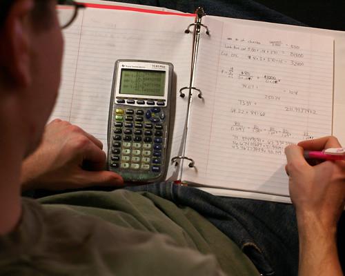 Ross' Homework