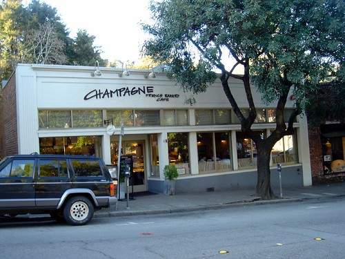 Champagne French Bakery & Cafe