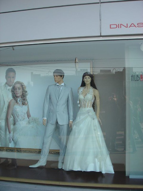 Slutty Wedding Dress Unirea Shopping Center Flickr