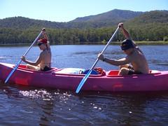Kangaroo Valley Canoeing 020