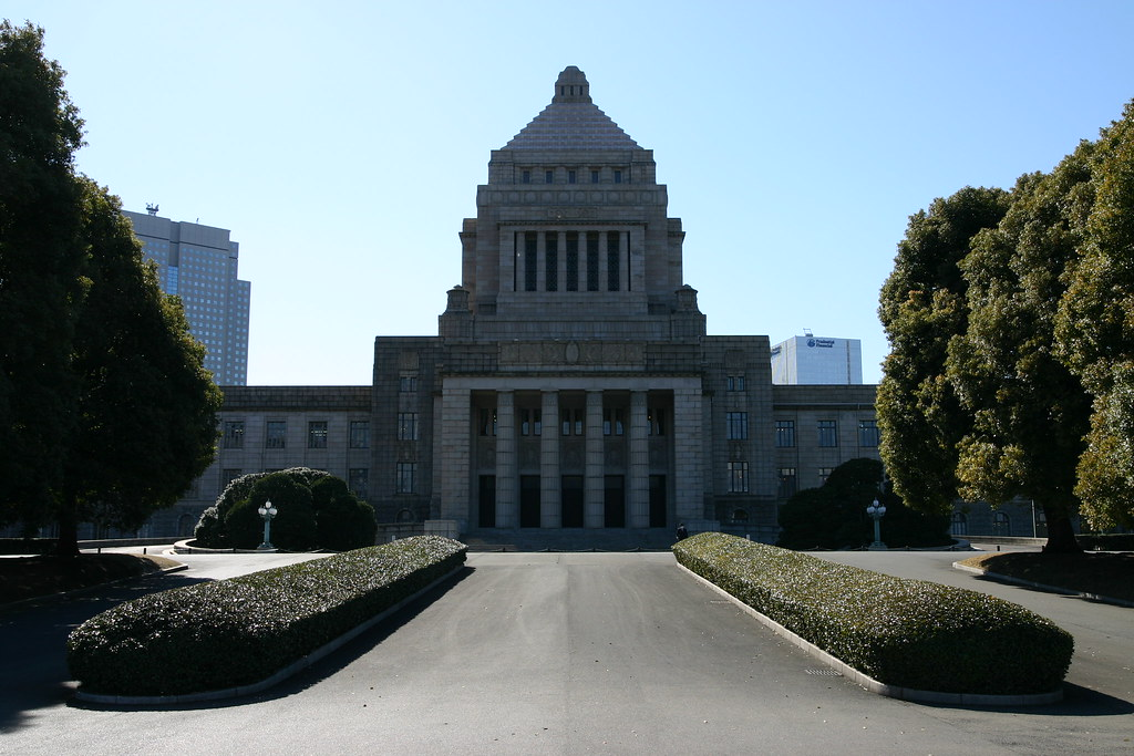 Diet building of Japan