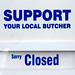 Support your local butcher by Roo Reynolds