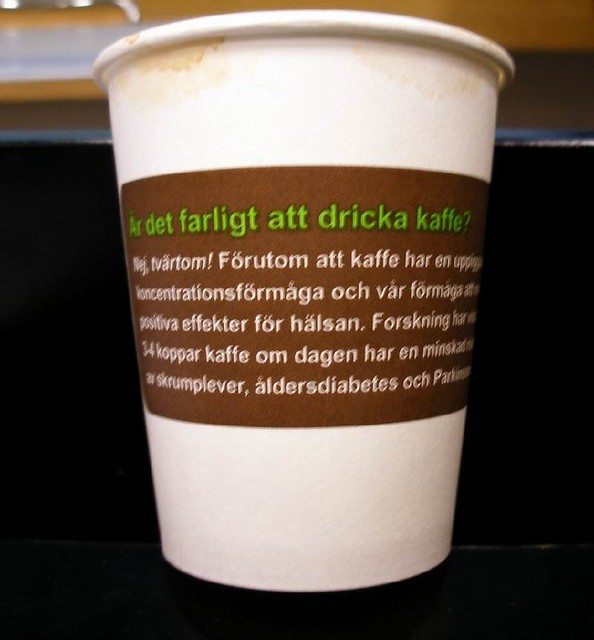 Effects of coffee on the anus