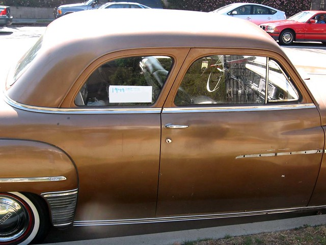 1949 dodge coronet club coupe roof flickr photo sharing for 1949 dodge 2 door sedan