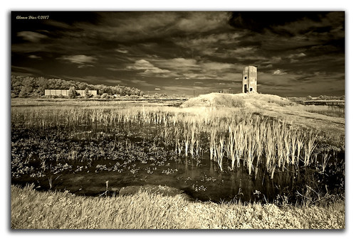 The scary tower (IR)