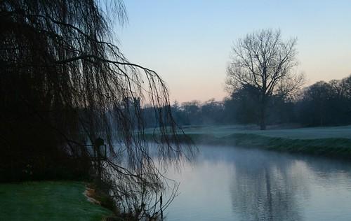 morning ireland irish sunrise dawn hotel estate manor adare