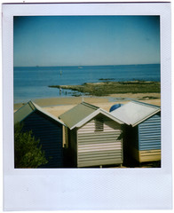 Middle Brighton Huts