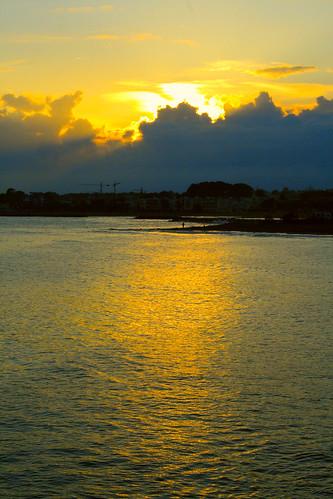 sea sky españa clouds mar spain cielo nubes catalunya cambrils cataluña tarragona colorphotoaward cmedrang