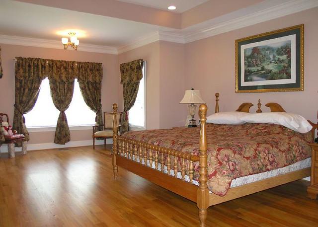 Master Bedroom Hardwood Flooring Flickr Photo Sharing