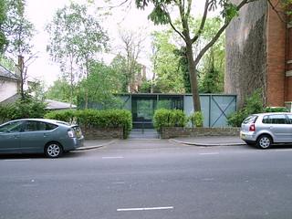 A High-Tech House