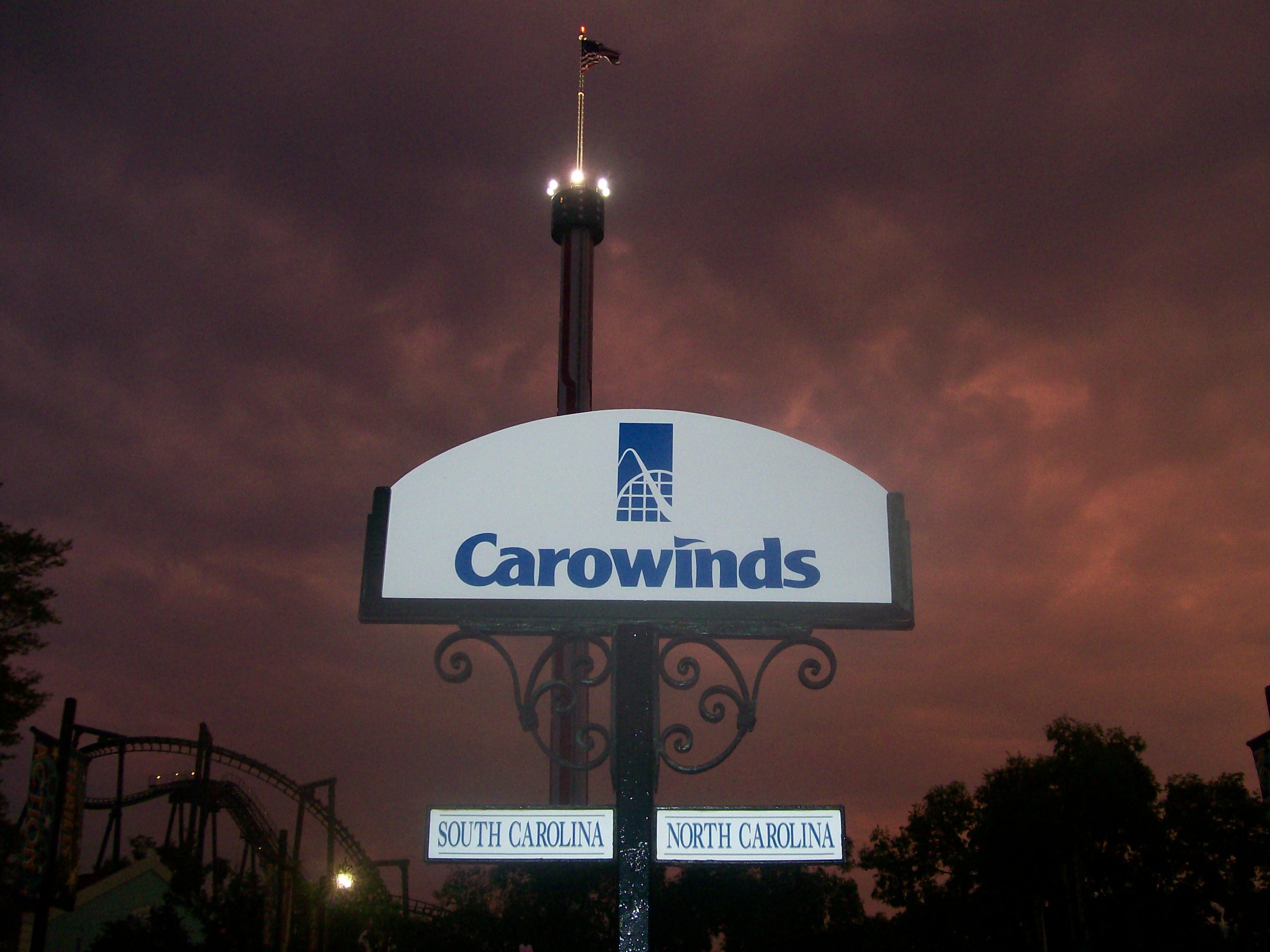 Carowinds 2007