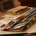 Small photo of The heaping pile o' mail again