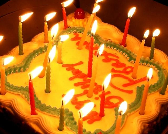Prasanna Birthday Cake
