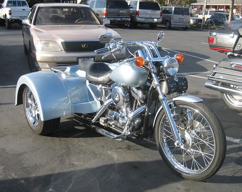 Sportster BMW Custom Trike