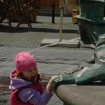 Surprised Girl - Trencin, Slovakia