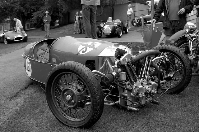 1930's Competition Morgan