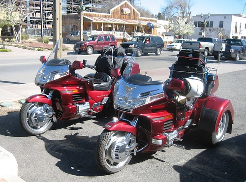 Honda Gold Wing Twin Trikes