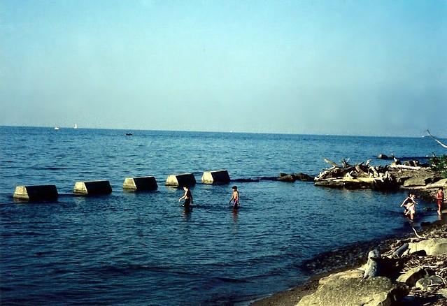 WEST LAKE, OHIO -  LAKE ERIE**