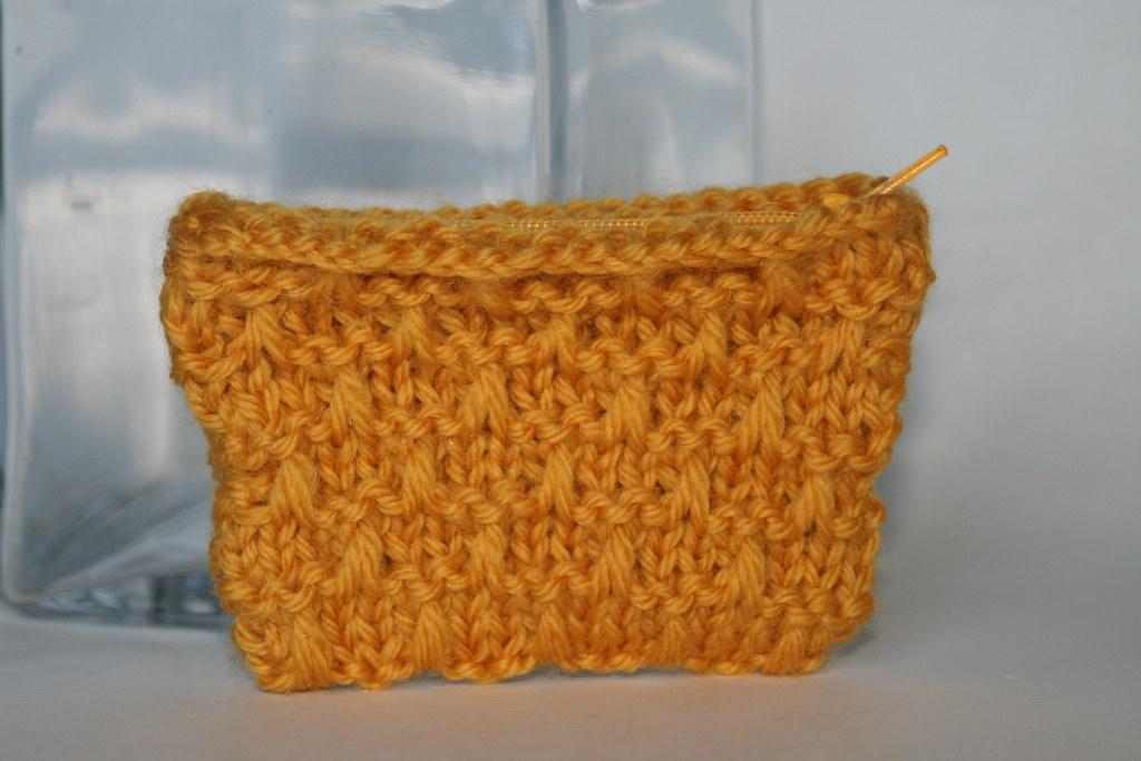 Knit Coin Purse Pattern Knit Coin Purse Pattern