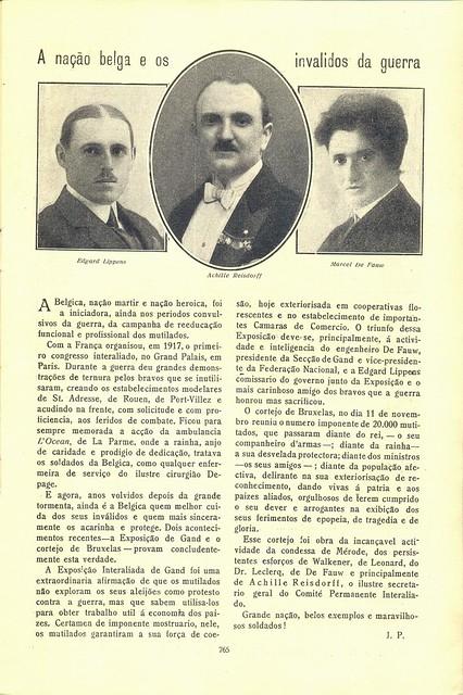Ilustração Portugueza, 8 December, 1923 - 6