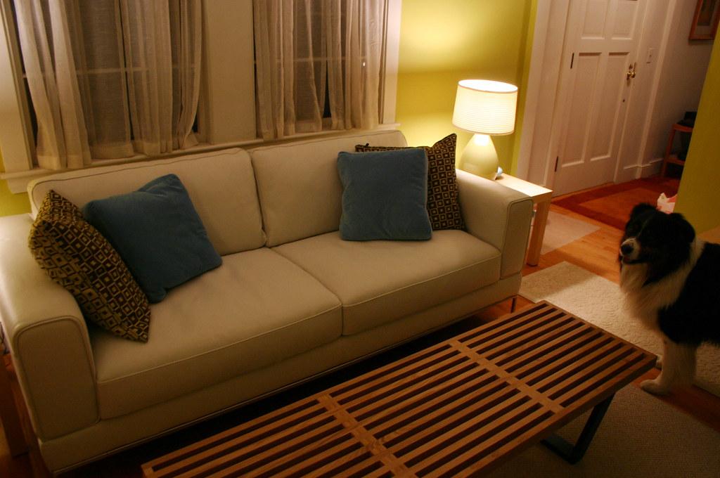 Ikea Arild Sofa And Bingo Jennifer S K Flickr