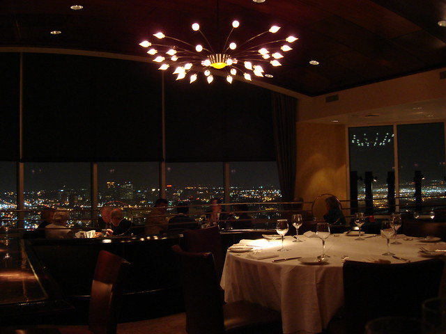 Dining Room at The View, The Club in Birmingham AL