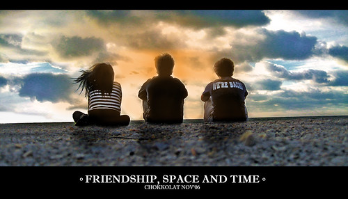 Friendship, Space and Time