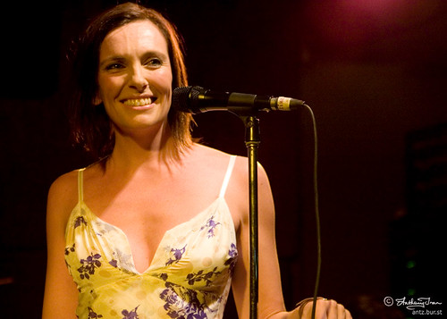 Toni Collette and The Finish @ Rosemount Hotel, North Perth