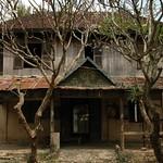Interesting House - Battambang, Cambodia