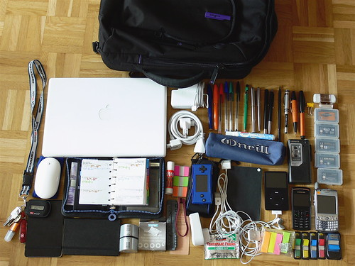 What's in my bag (18.03.2007)