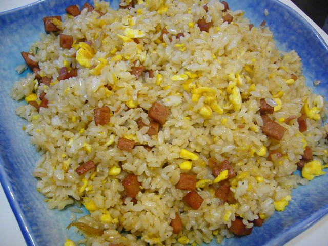 Spam Fried Rice | Flickr - Photo Sharing!